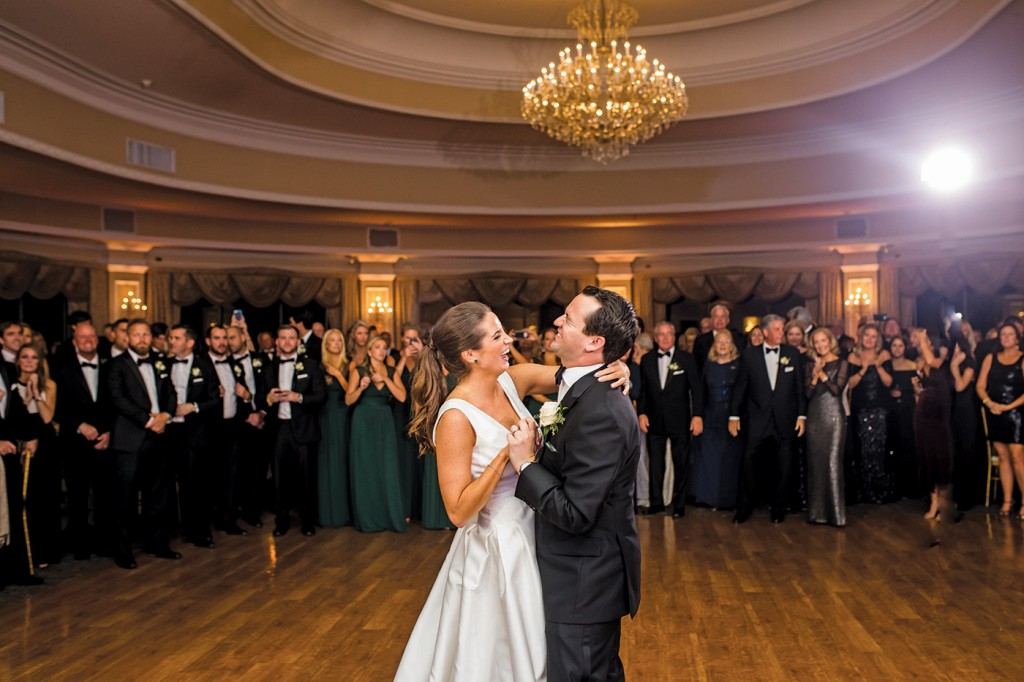 Erin & Bobby's Wedding at Oheka Castle (Brad Smith Photography)