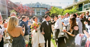 Dawn & Vincent's Wedding at The Olde Mill Inn (Photography by 1314 Studio)