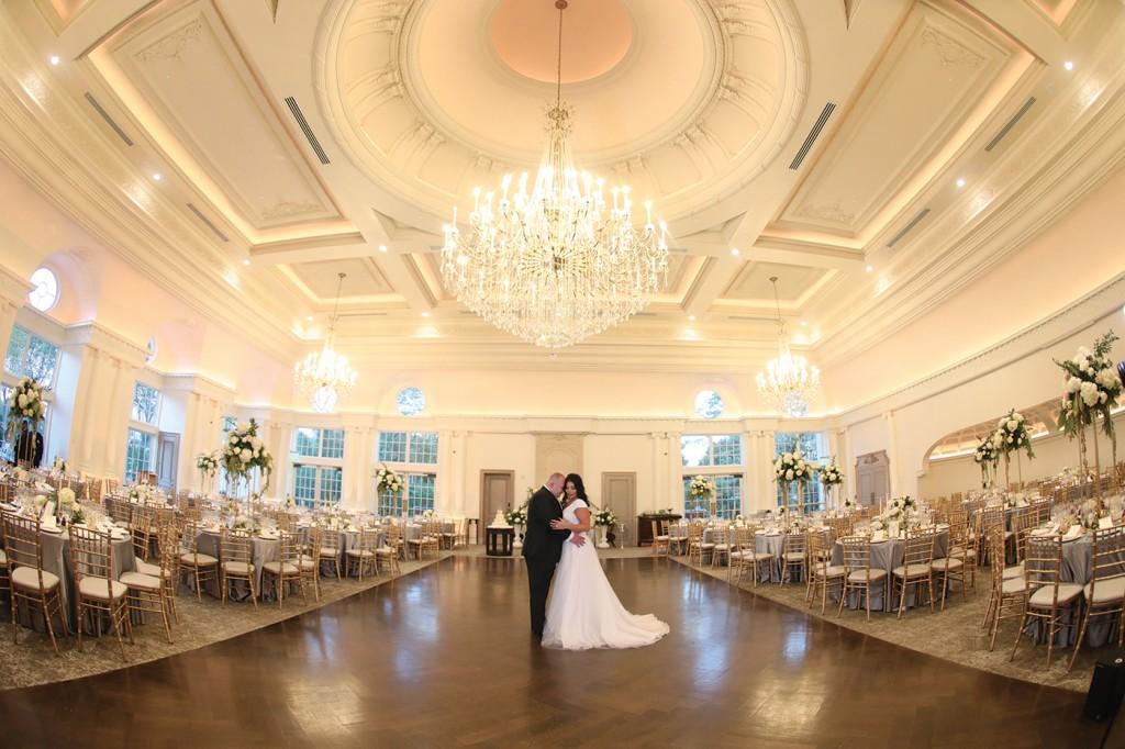 Anthony & Andrea's Wedding at Park Chateau (Gabelli Studio)