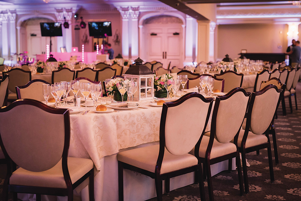 Gabriele & Brian's Wedding at The Park Savoy (Photography by Authentic Photo)