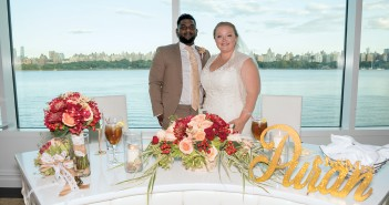 Katie & Anoop's Wedding at Waterside Restaurant & Catering (Photography by Parsh Persaud)