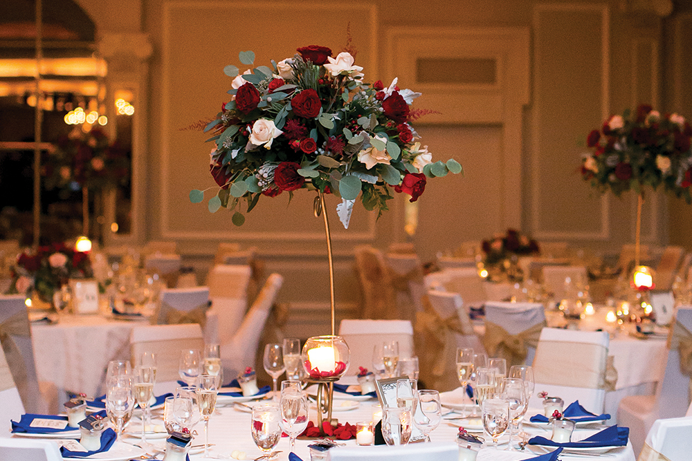 Deirdre & Steven's Wedding at Westin Governor Morris Hotel (Erin Dwyer Photography)