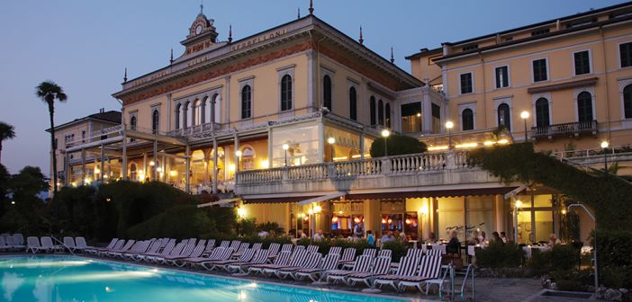 Grand Hotel Villa Serbolini, on Lake Como