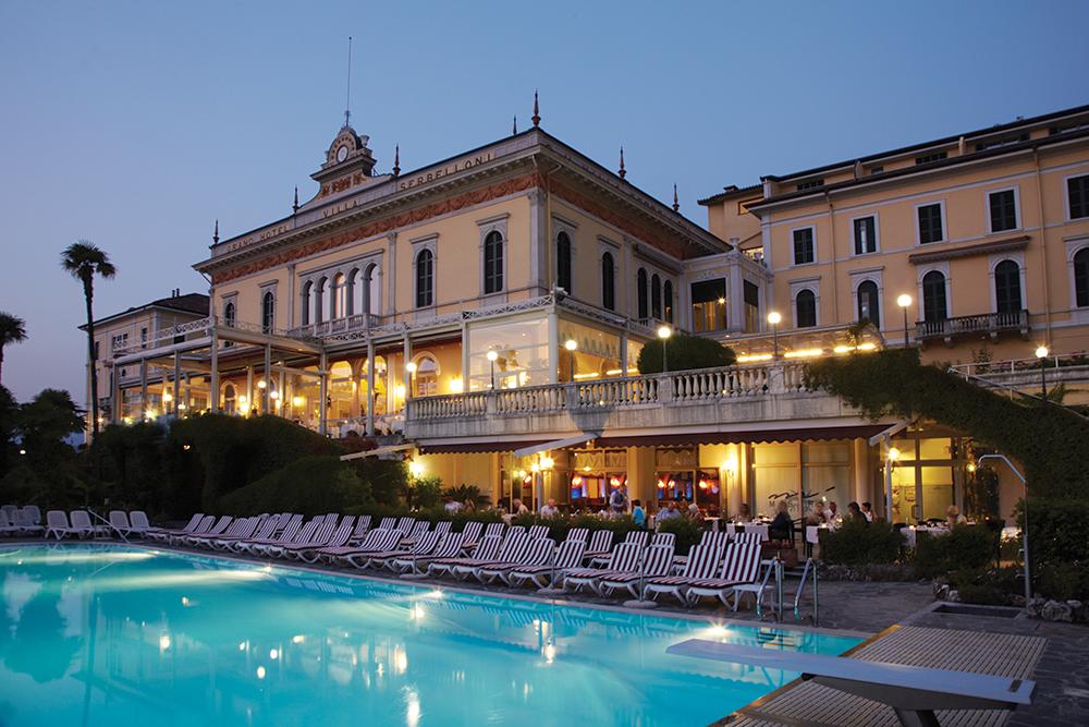 Grand Hotel Villa Serbolini, on Lake Como