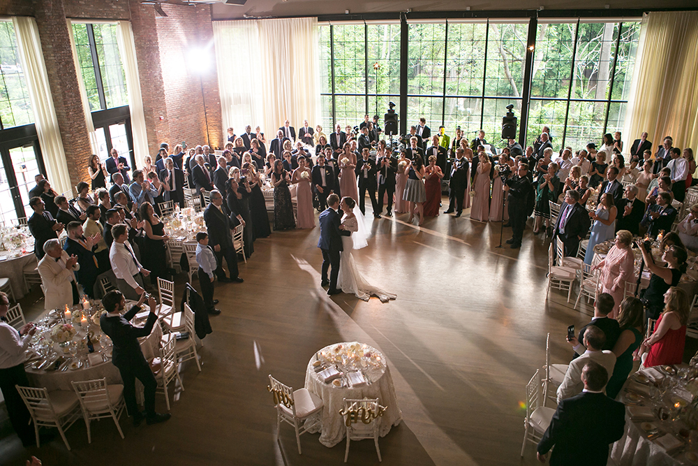 The Roundhouse, First Dance