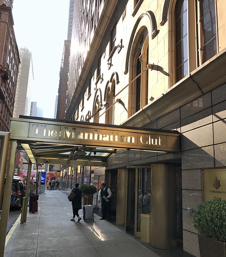 Manhattan Club Timeshare