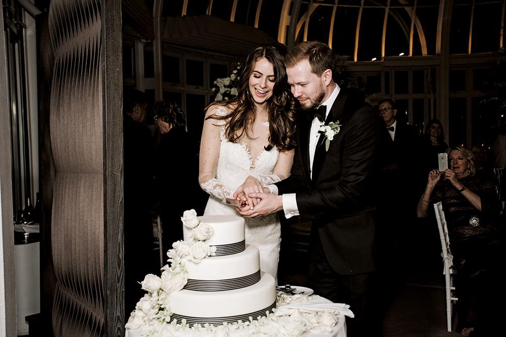 Kara & Paul's Wedding at Brooklyn Botanic Garden (Sullivan & Sullivan Photography)