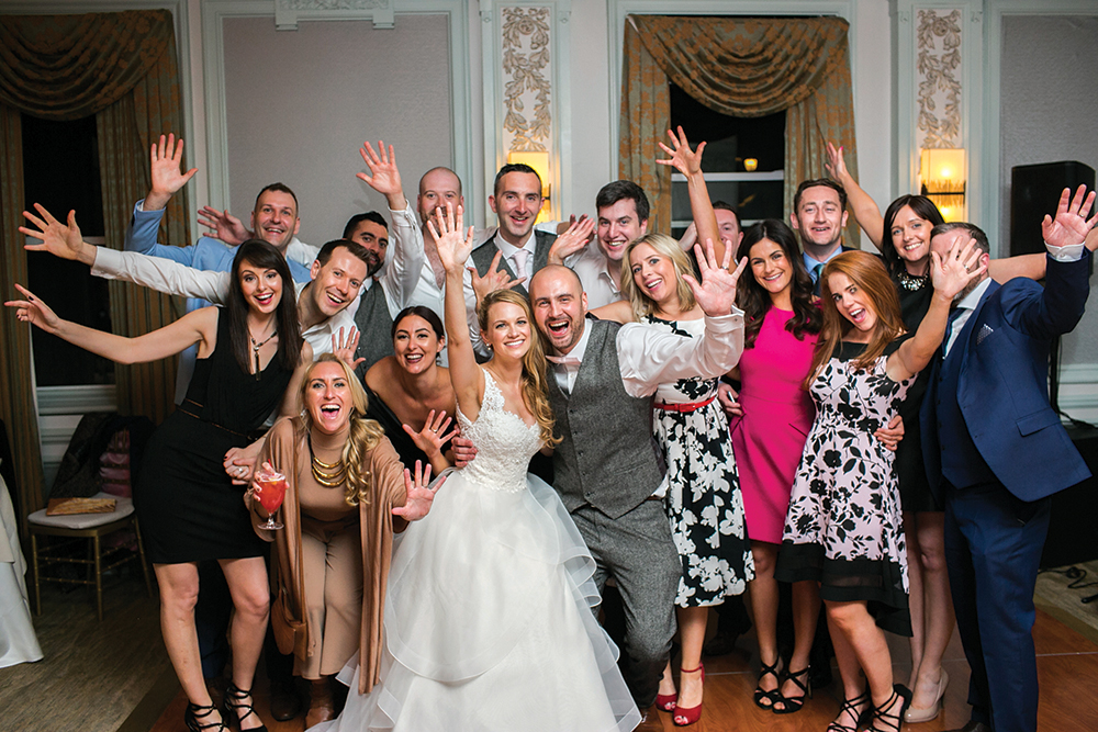 Lauren & Eddie's Wedding at Castle Hotel & Spa (Landino Photo)