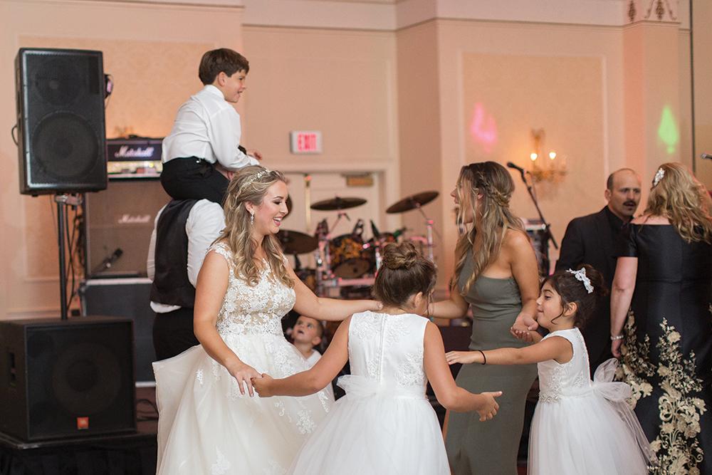 Annalise & Justin's Wedding at Hilton Pearl River (Caroline Morris Photography)