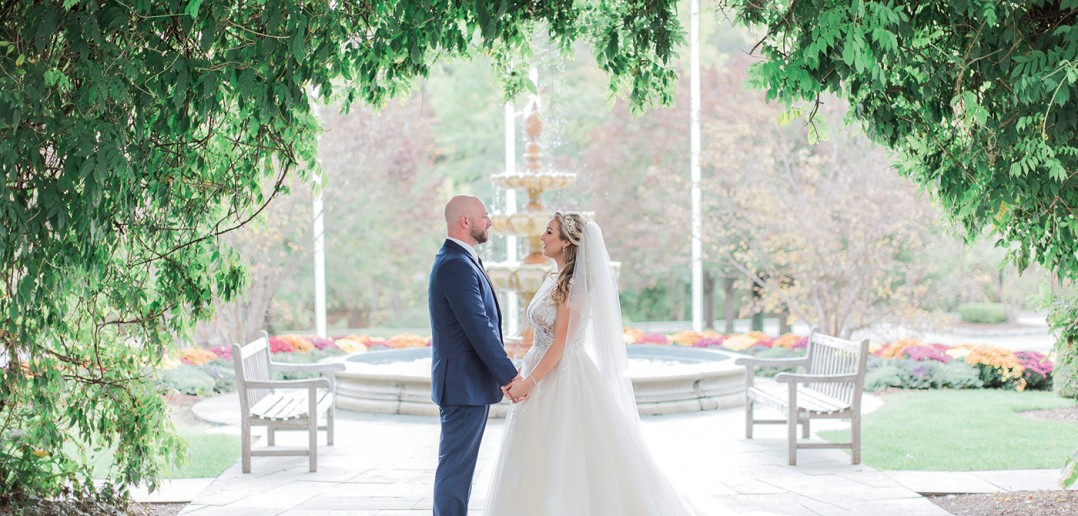 Annalise & Justin's Wedding at Hilton Pearl River (Caroline Morris Photography)