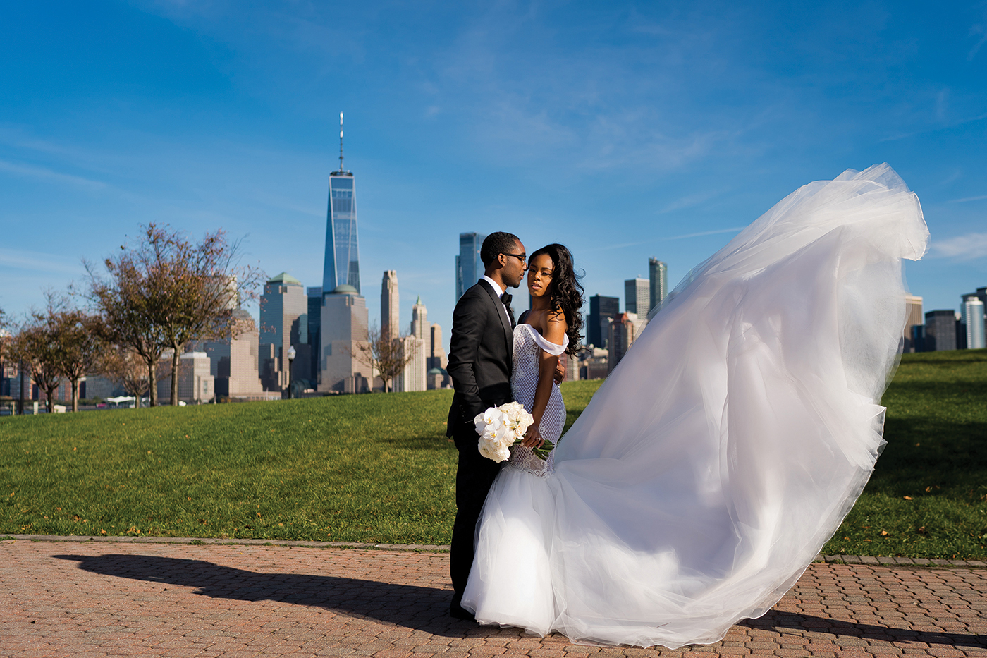 Crystal & Akil (1314 Studio)
