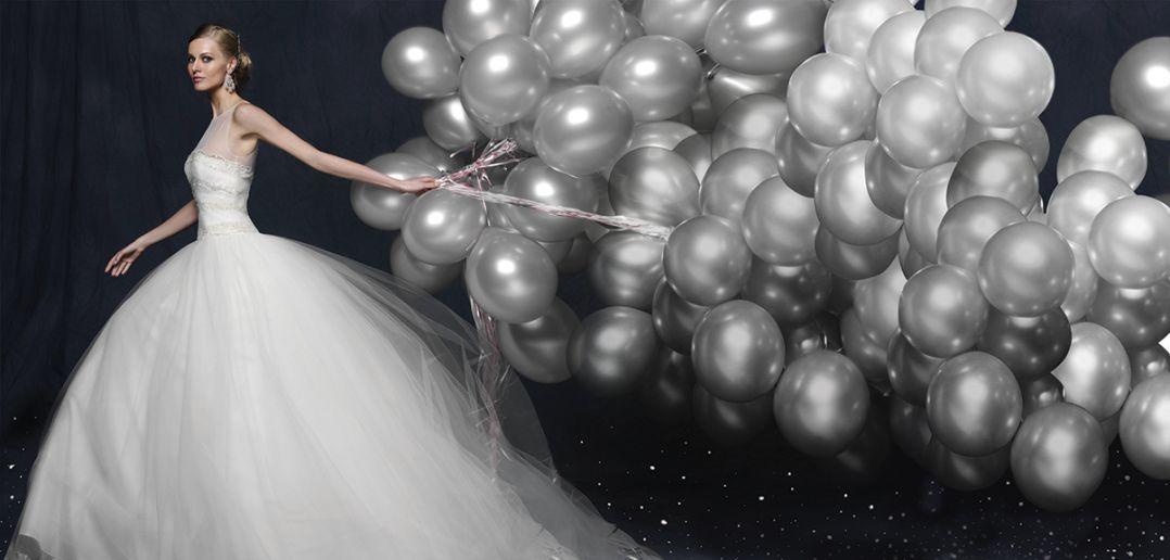 Oleg Cassini, The Wedding Dress (Photo: Marco Glaviano)