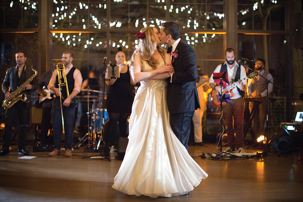 Jason & Rachel's Wedding at The Roundhouse (Photography: Weddings by Two)
