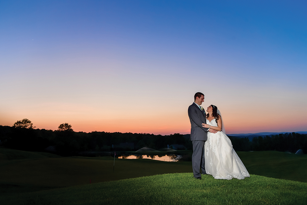 Krista & Andrew's Wedding at SkyView Golf Club (Anthony Ziccardi Studios)