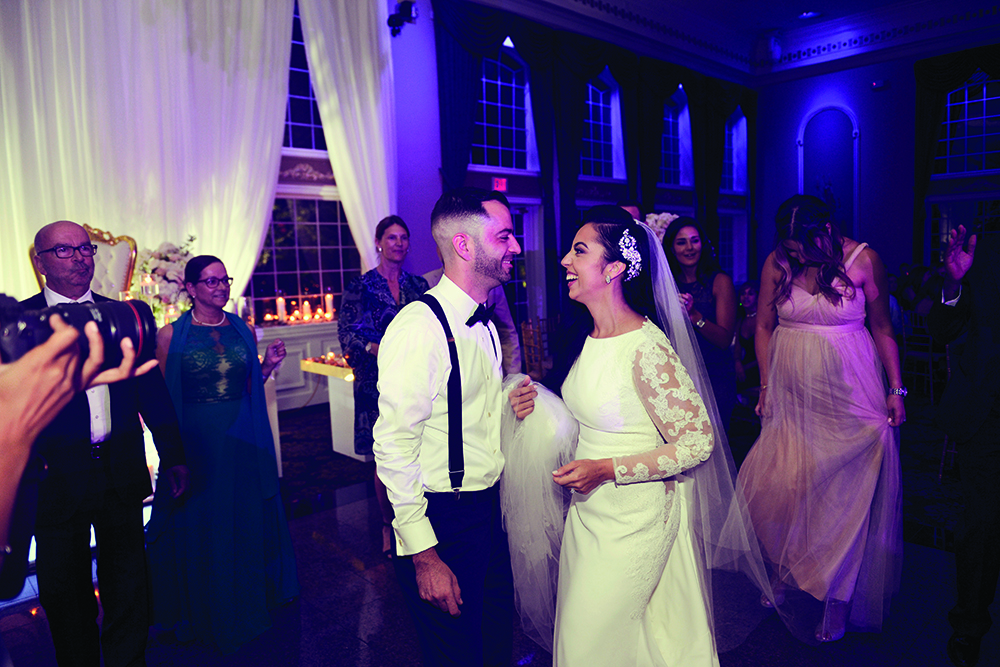 Tania & Pedro's Wedding at The Estate at Florentine Gardens (Ricky Restiano Photography)
