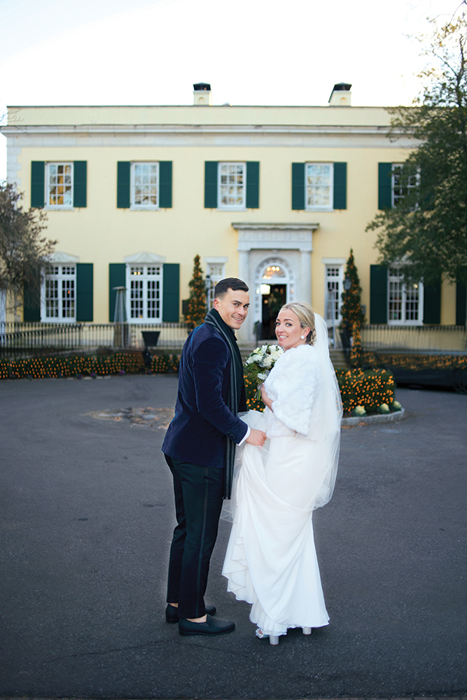 Kiersten & Gary's Wedding at Mansion at Oyster Bay (Doug Young Photography)