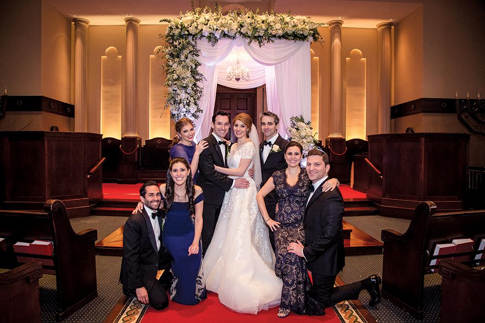 Jaclyn & Nadav's Wedding at Northern Valley Affairs (Natural Expressions)