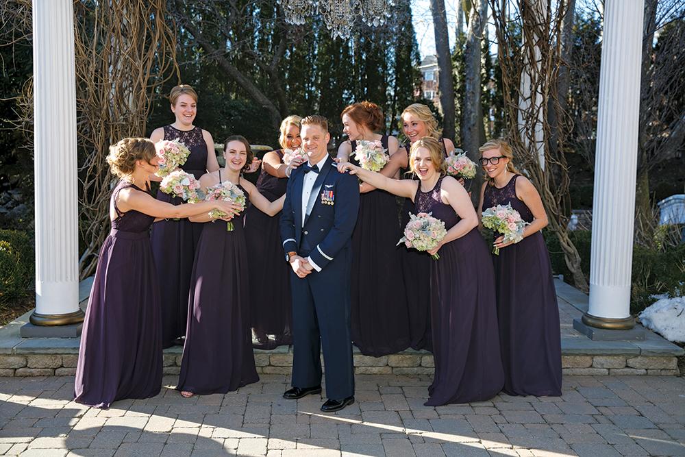Kaitlin & Paul's Wedding at Nanina's in the Park (Milton Gil Photographers)