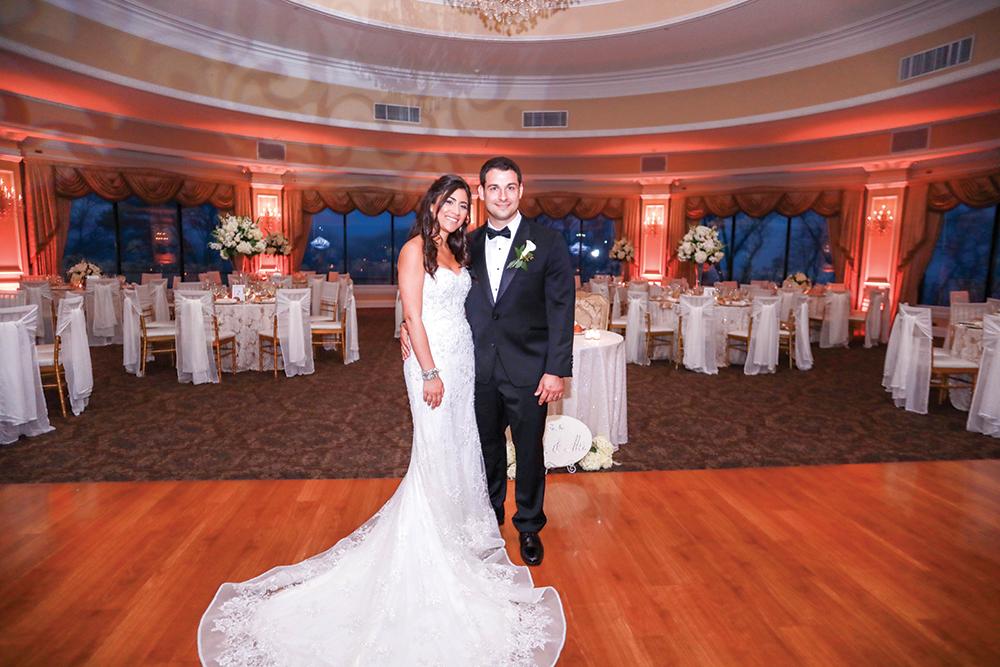Jacquelene & AJ's Wedding at OHEKA CASTLE (Cirillo Photography)