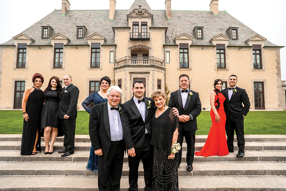 Jacquelene & AJ's Wedding at OHEKA CASTLE (Cirillo Photography)
