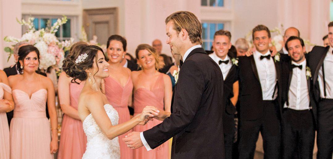 Ashley & Joris' Wedding at The Park Chateau (Dyanna LaMora Photography)
