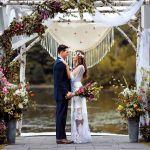 Jenna & Tim's Wedding at Rock Island Lake Club (Photography: Live Picture Studios)