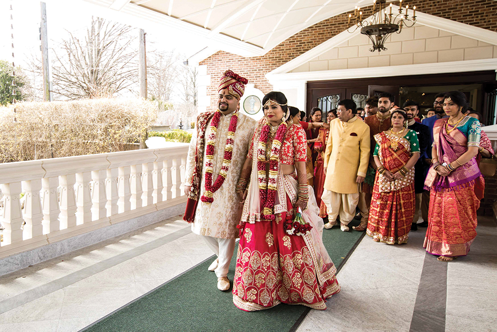 Prachi & Milan's Wedding at The Rockleigh (Photography: Memories Studio)