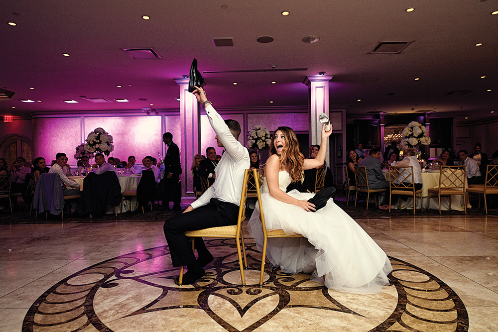 Amanda & Vincent's Wedding at Surf Club on the Sound (Ricky Restiano Photography)