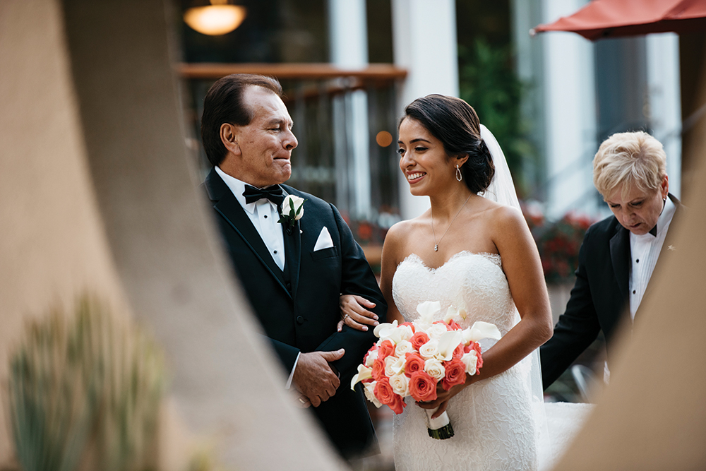 Samantha & Francis' Wedding at il Tulipano (Justin Pedrick Photography)