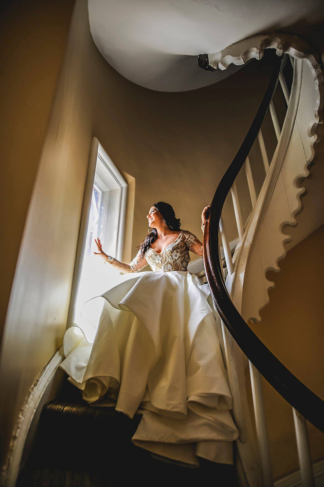 Ricky Restiano Photography: Whitby Castle Garden Wedding Venue In New York