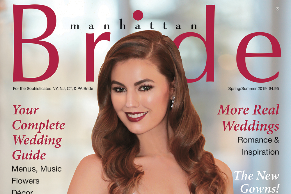 Manhattan Bride Cover Spring/Summer 2019