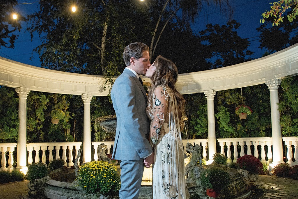Casey & Dennis's Wedding at The Brownstone