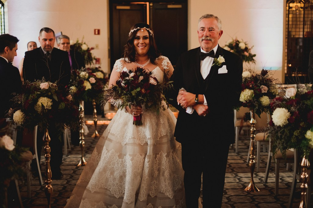Jocelyn & Donovan's Wedding at Castle Hotel & Spa