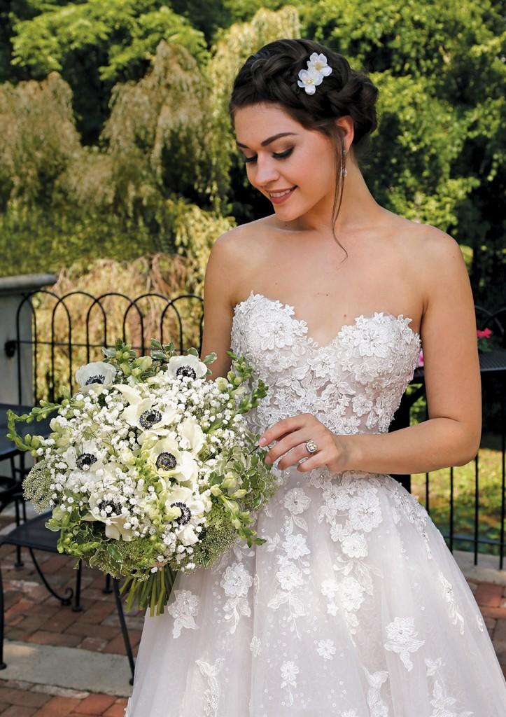 Wedding Bouquet by Douglas Koch Designs, Ltd.