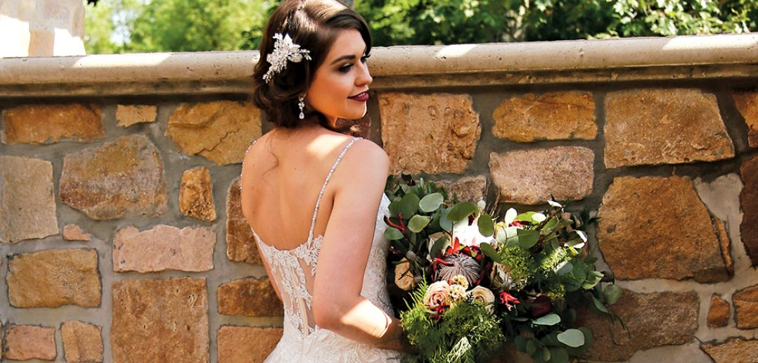 Wedding Bouquet by Douglas Koch Designs Ltd.