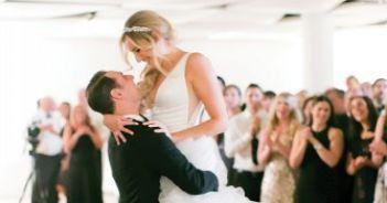 Cali & Michael's Wedding at Maritime Parc