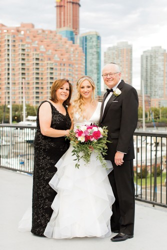 Cali & Michael's Wedding at Maritime Parc