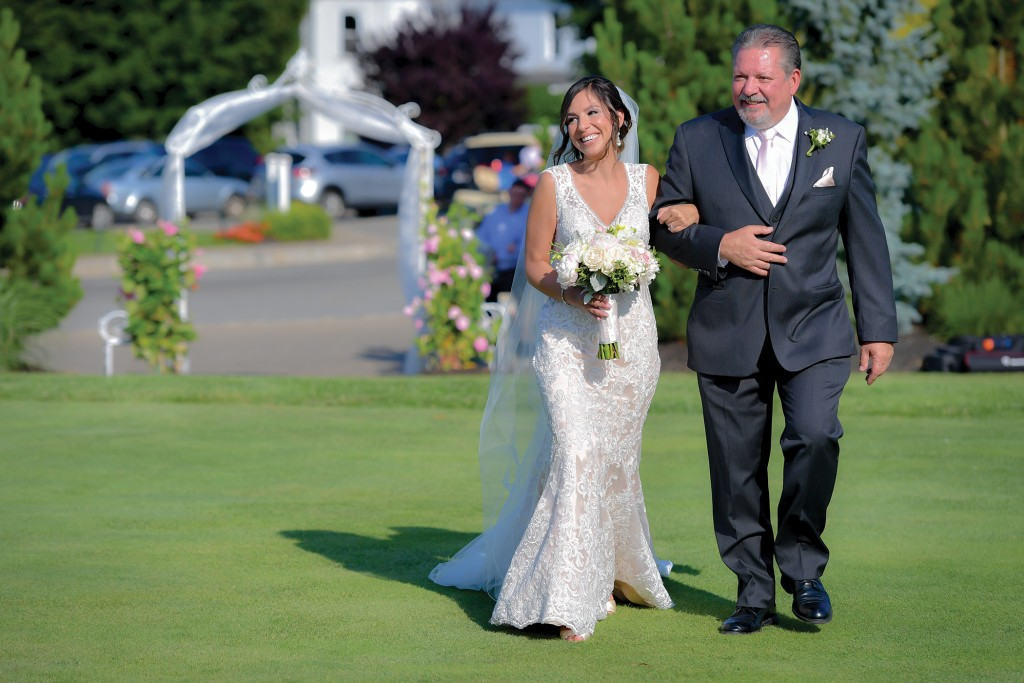 Jessica & Steven's Wedding at Skyview Golf Club