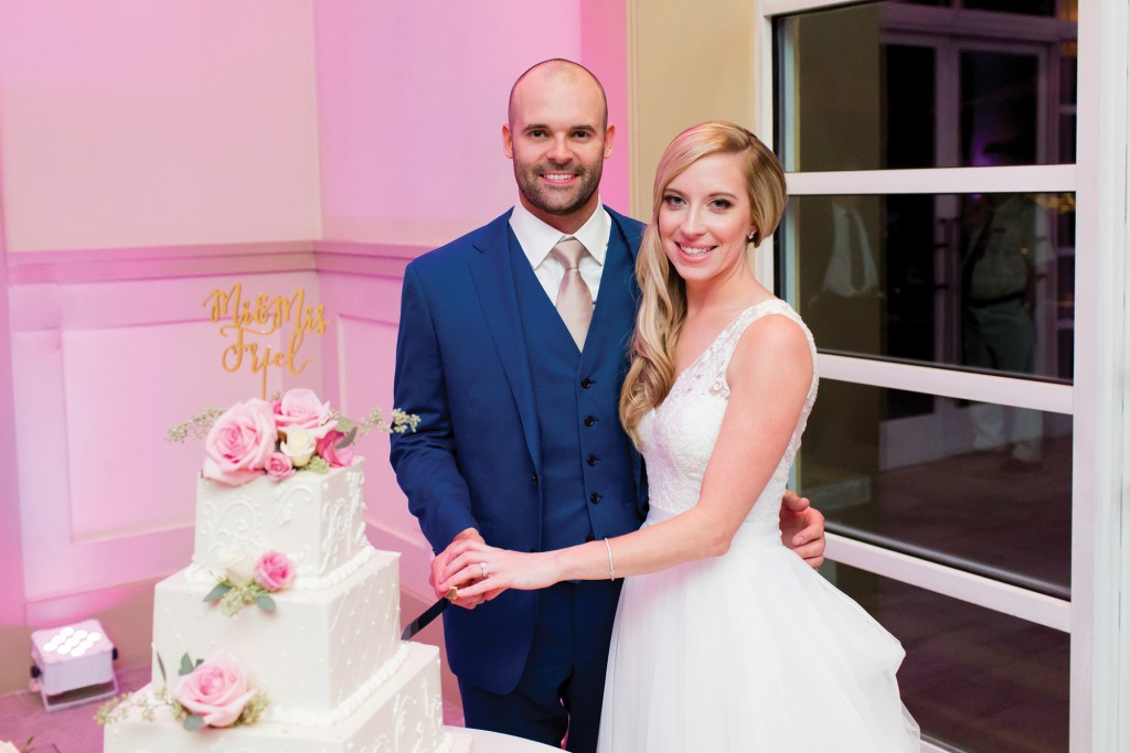 Jennifer & Michael's Wedding at Stone House at Stirling Ridge