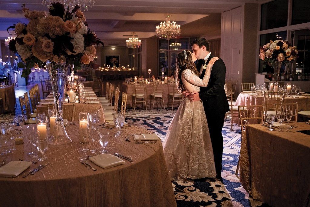 Melissa & William's Wedding at Trump National Golf Club