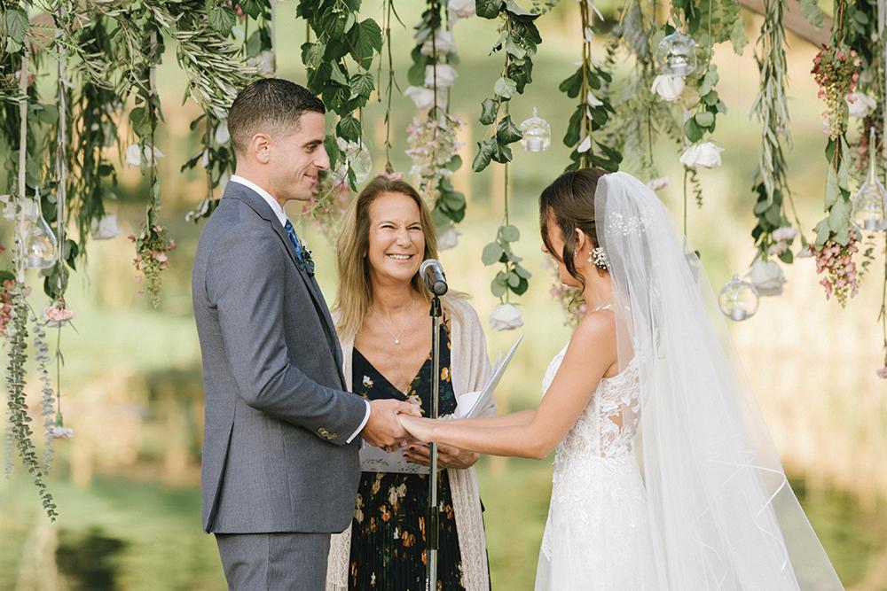 Amanda & Tyler's Wedding at Bear Brook Valley