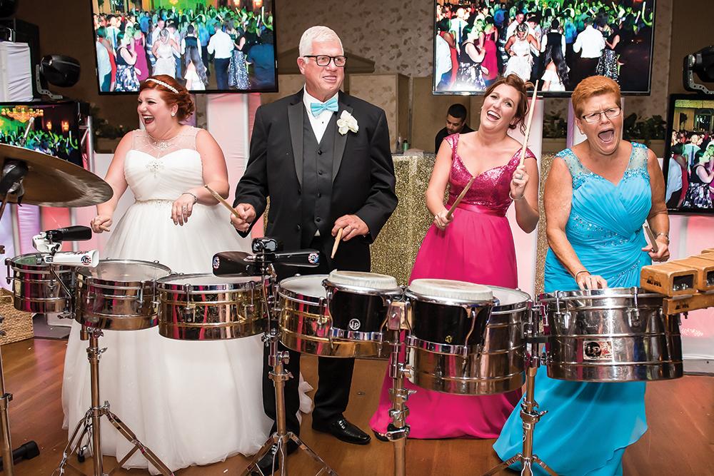 Katie Jones and Dominick Chierico's Wedding July 22, 2017 Birchwood Manor Whippany, NJ