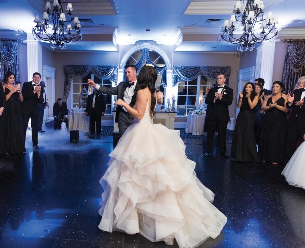 Gia & Nicholas's Wedding at Falkirk Estate