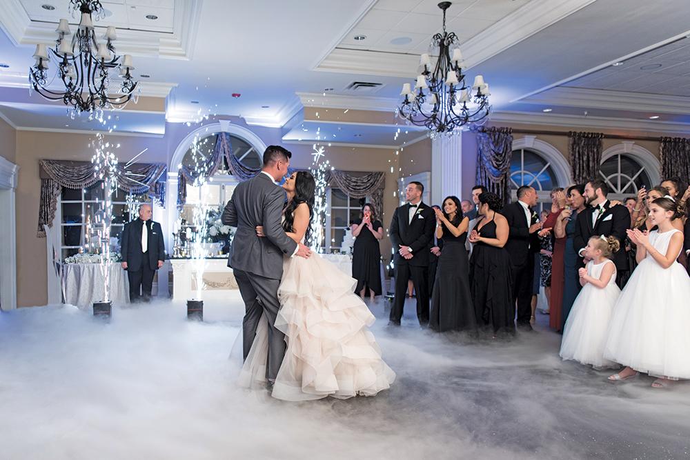 Gia & Nicholas's Wedding at Falkirk Estate & Country Club