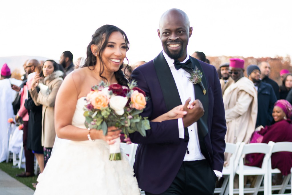 Aimeé & Olubunmi's Wedding at The Garrison