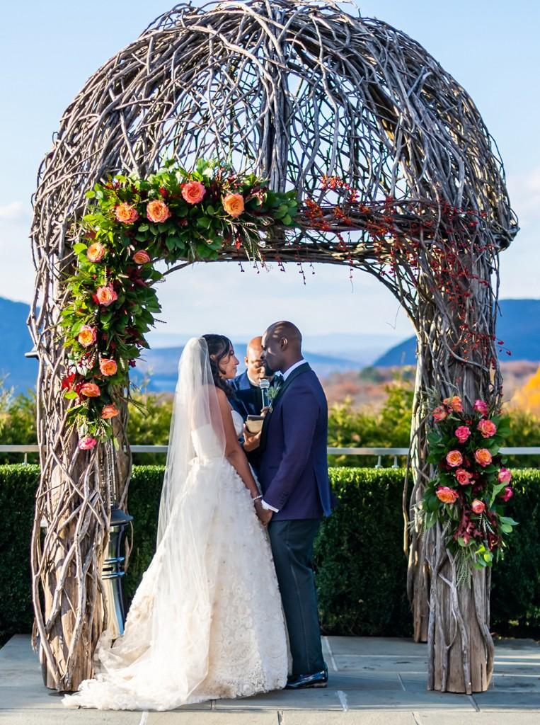 Aimeé & Olubunmi's Wedding at The Garrison