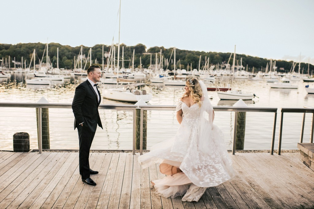 Lianna & Joshua's Wedding at Harbor Club at Prime