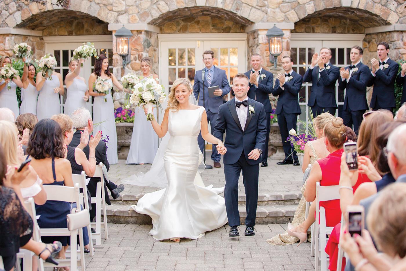 Jamie & Matt's Wedding at The Olde Mill Inn