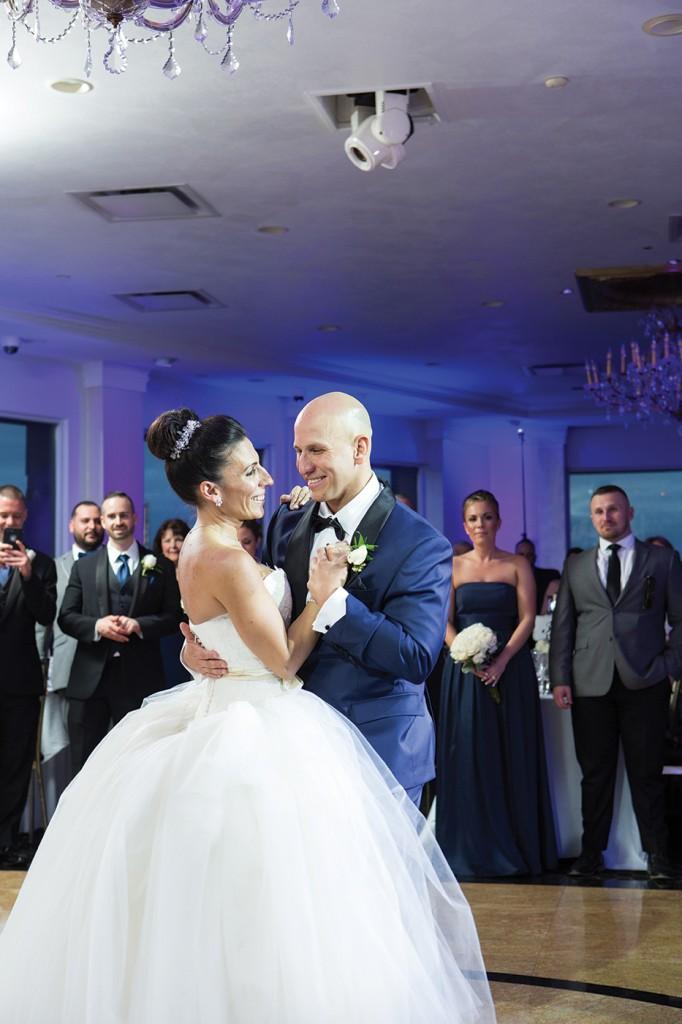 Nicole & Joseph's Wedding at Waterside Restaurant