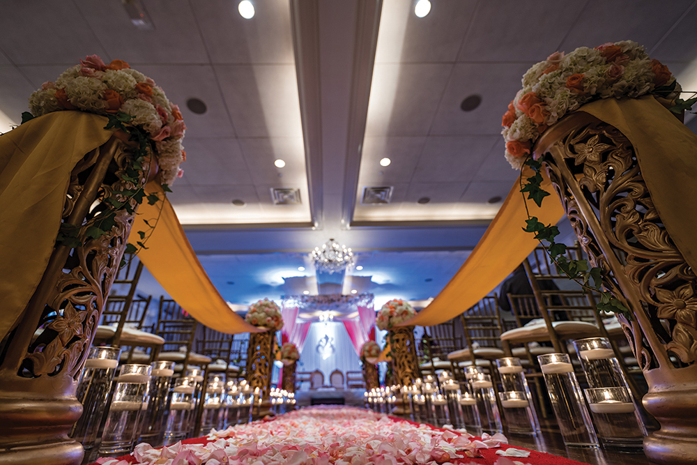 Ankita & Deep's Wedding at Westin Governor Morris